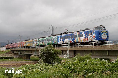 781系ドラえもん海底列車